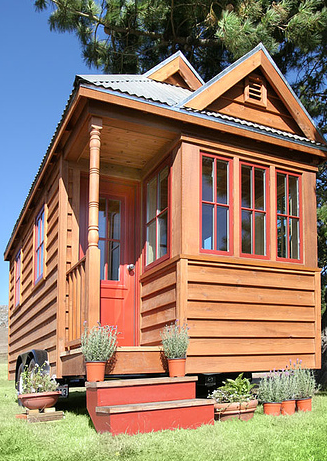 weebee The Ultimate Small House: This REQUIRES Simple Living!