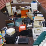 An Example Of Getting Rid Of Clutter AND A Storage Space.