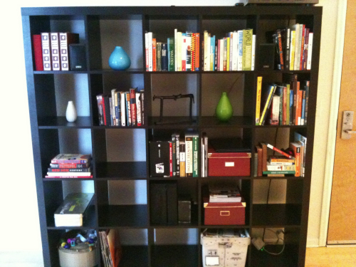 bookcase2 10 Things Challenge – Week Thirteen.