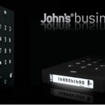 johnsphoneblack1 150x150 Take A Picture Of Your Business Card And Store It In Your Phone.